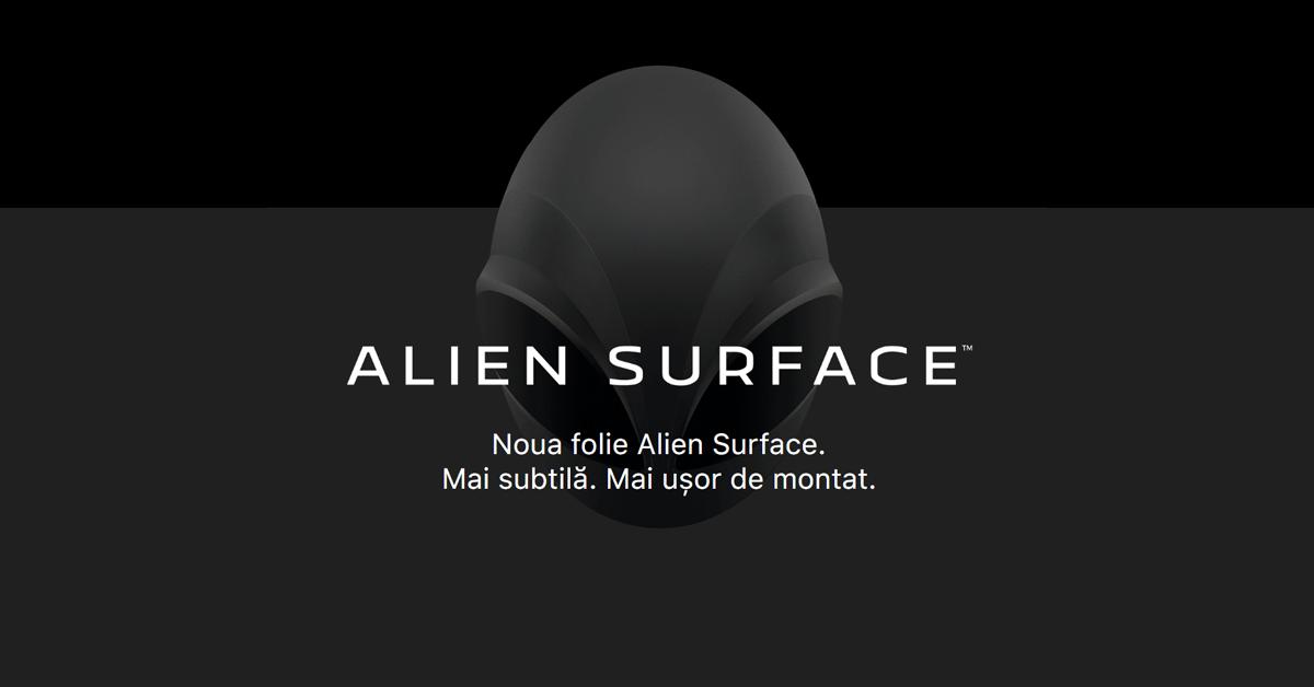 Un Alien Surface Matur