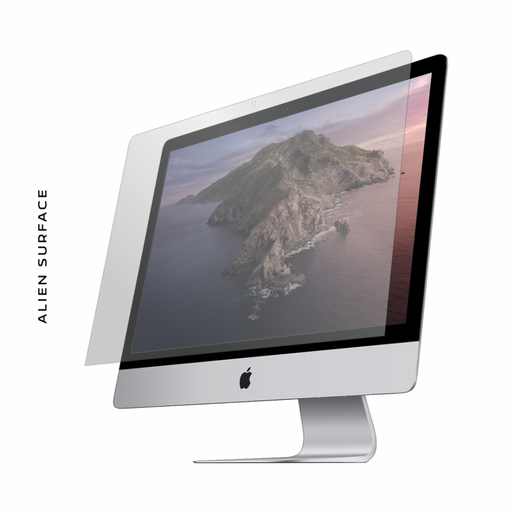 Apple iMac 27 inch (2017) folie protectie Alien Surface