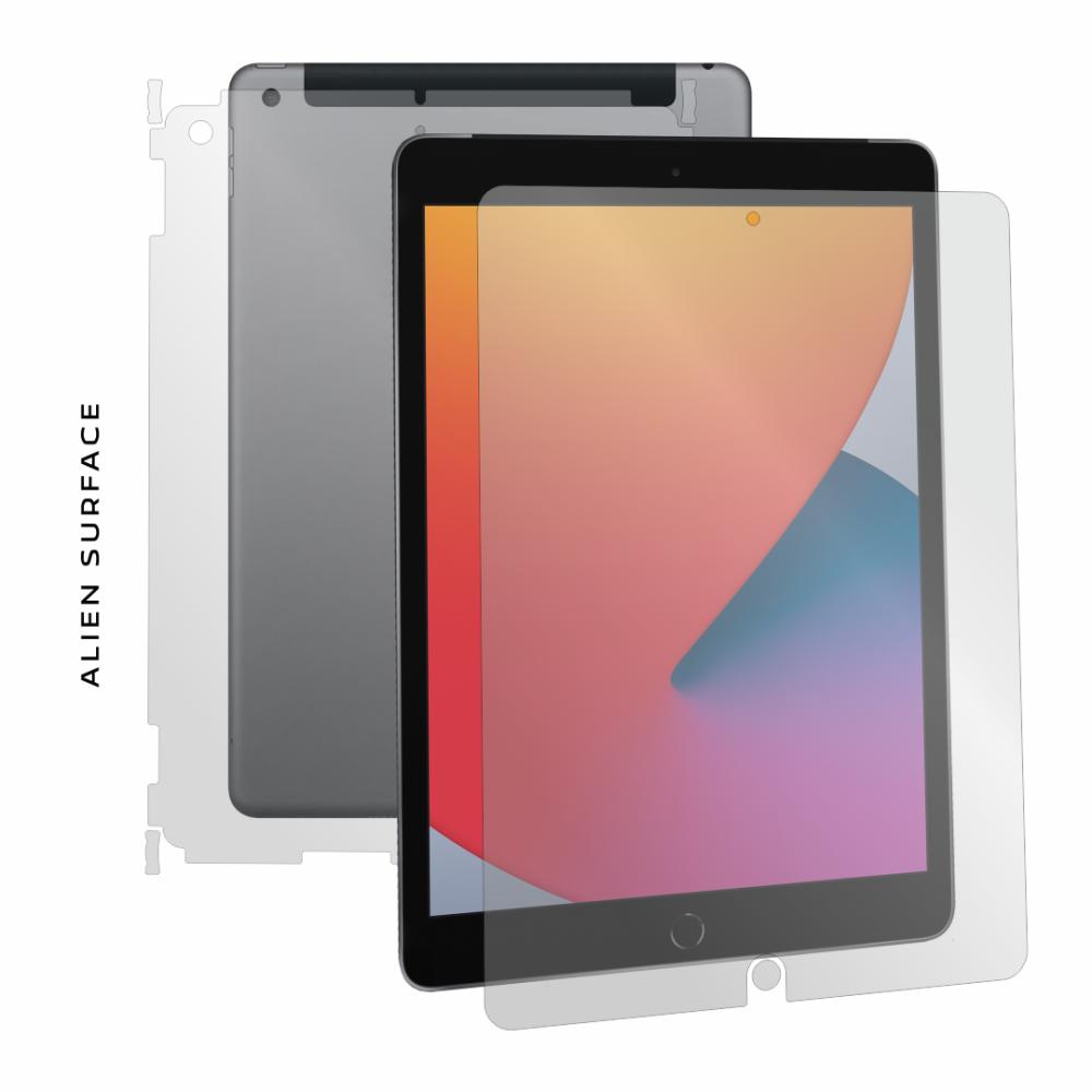 Apple iPad 10.2 (2020) Gen.8 folie protectie Alien Surface