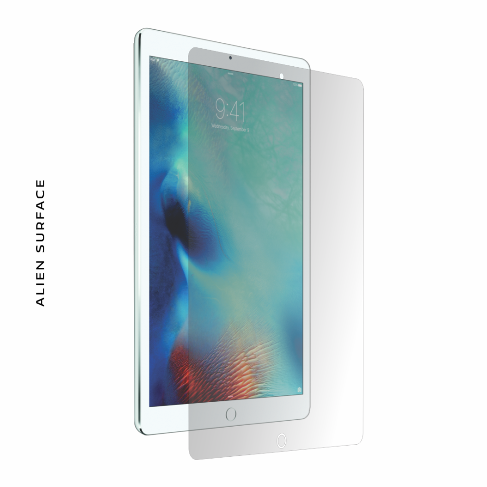 Apple iPad Pro 12.9 inch (2015) folie protectie Alien Surface