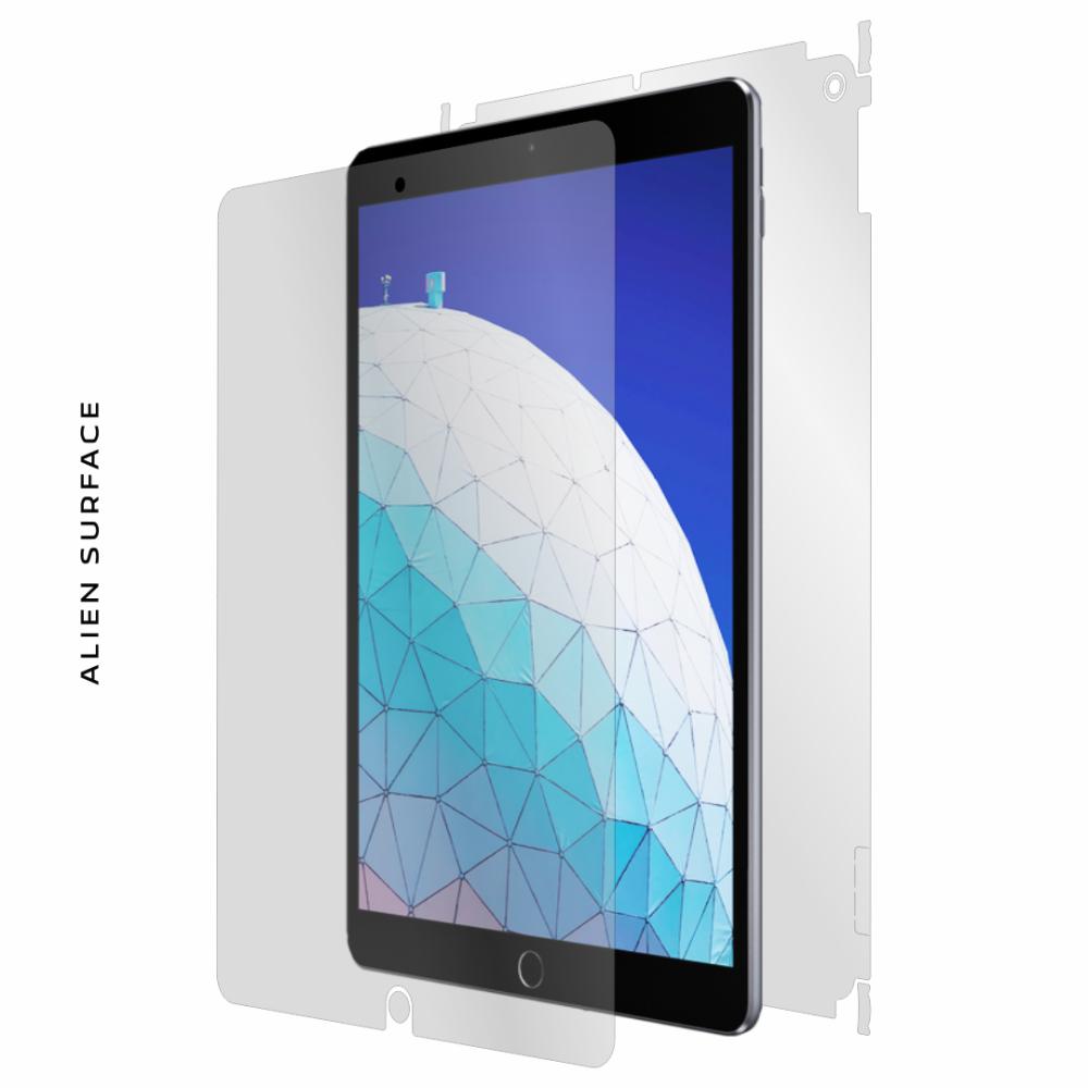 Apple iPad Air 10.5 (2019) folie protectie Alien Surface