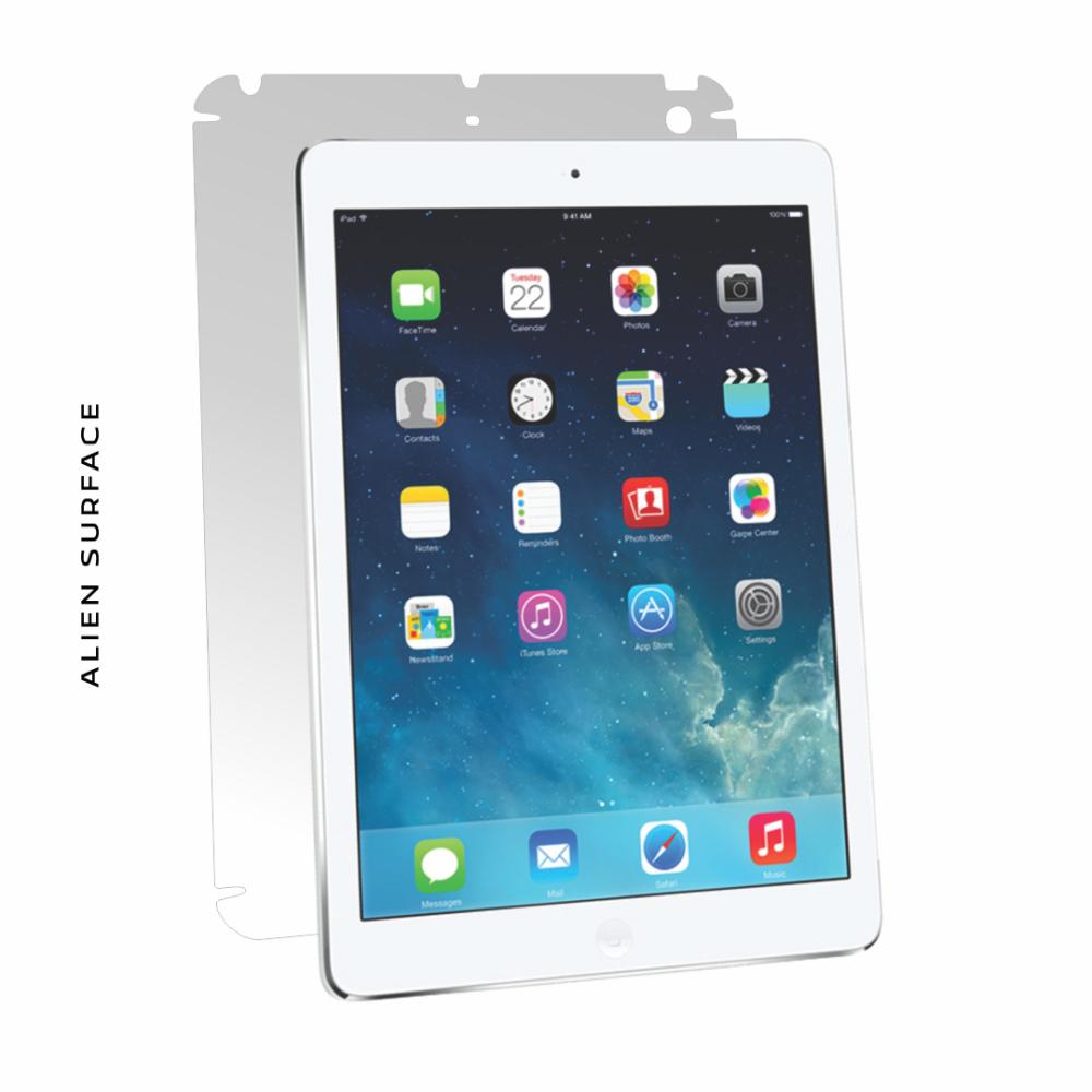 Apple iPad Air folie protectie Alien Surface