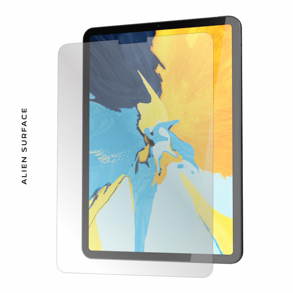 Apple iPad Pro 11 inch (2018) folie protectie Alien Surface