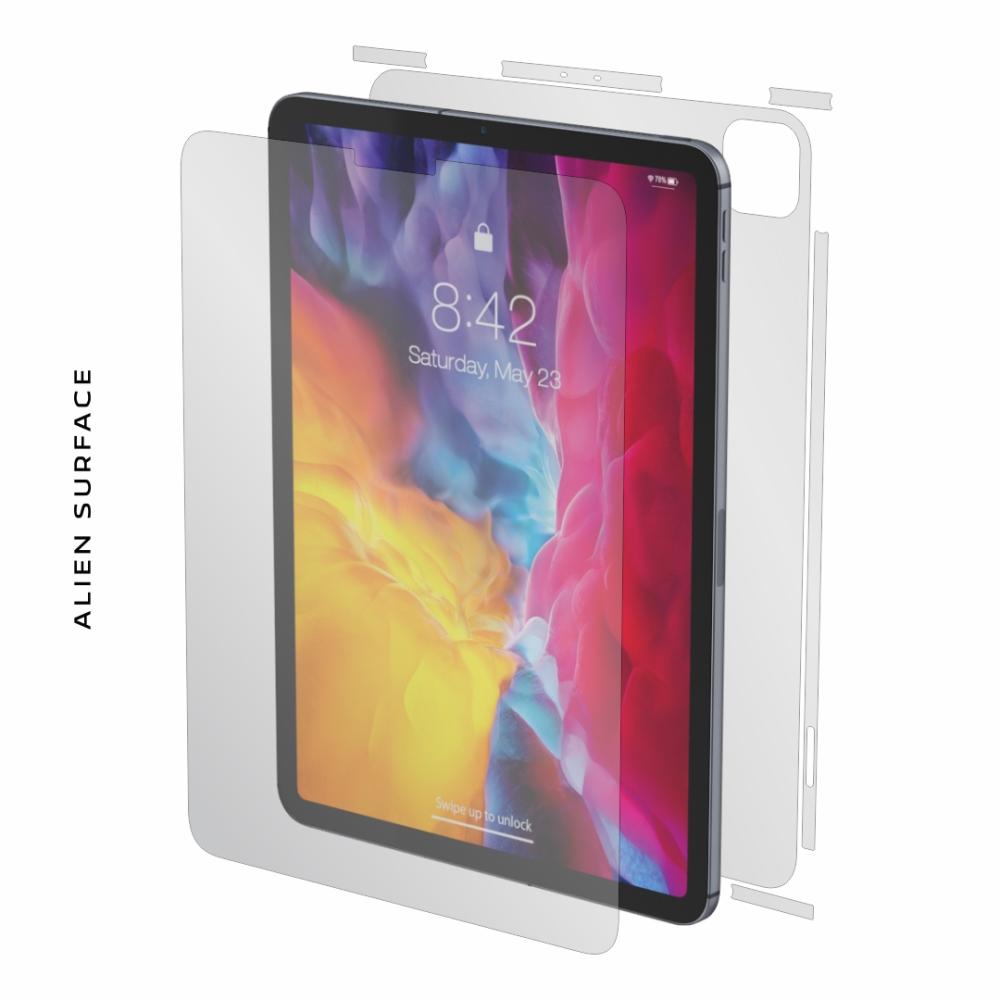 Apple iPad Pro 11 inch (2020) folie protectie Alien Surface