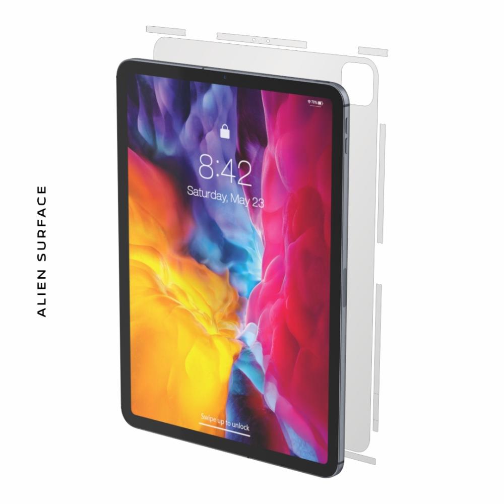 Apple iPad Pro 12.9 inch (2020) folie protectie Alien Surface