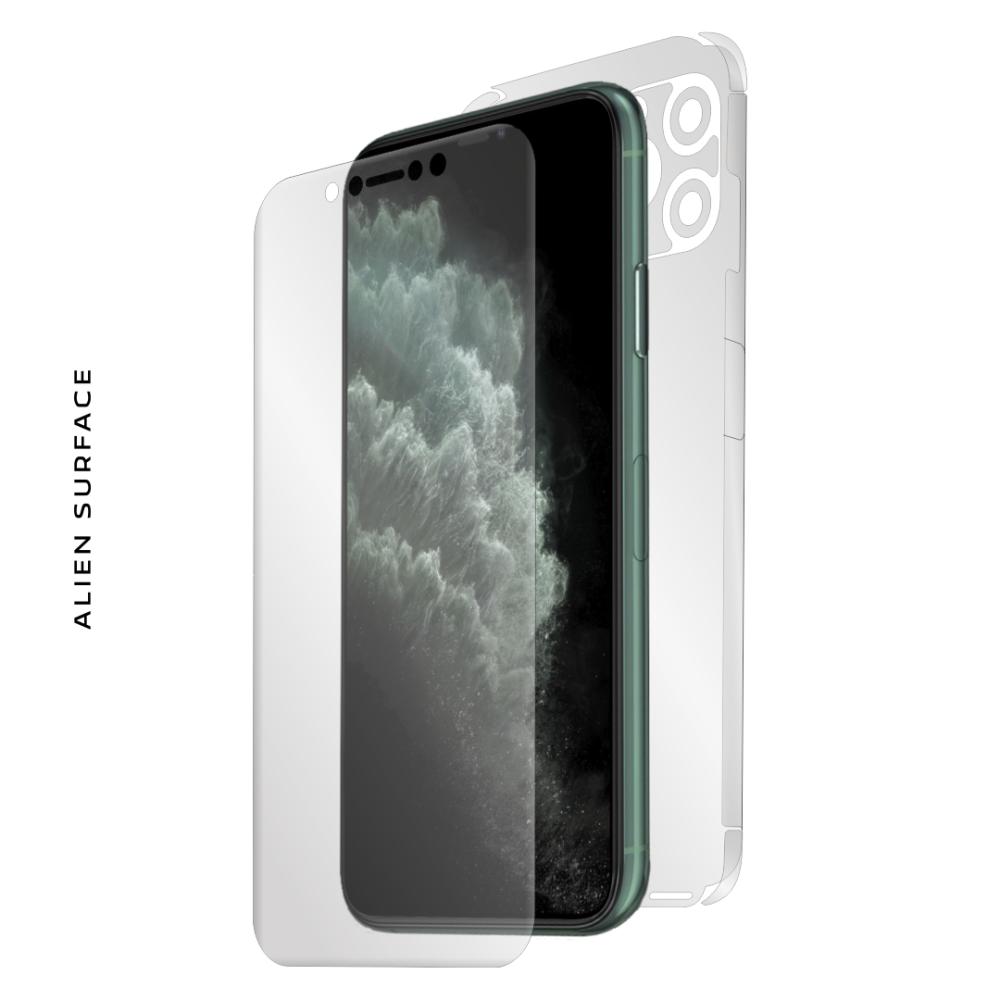 Apple iPhone 11 Pro Max folie protectie Alien Surface