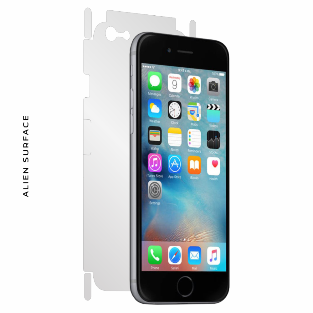 Apple iPhone 6 folie protectie Alien Surface