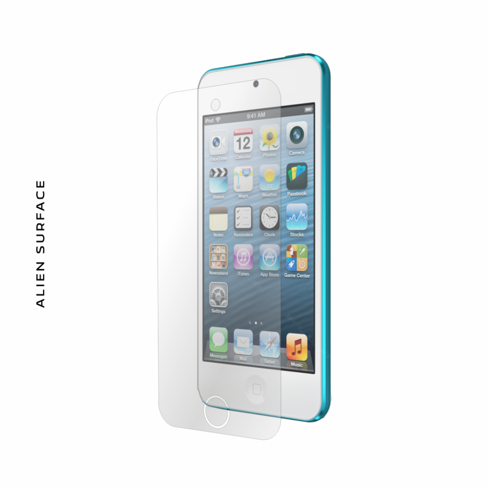Apple iPod Touch 6th folie protectie Alien Surface