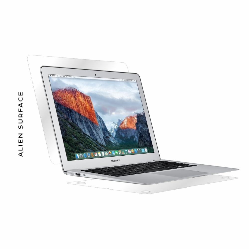 Apple MacBook Air 13 inch 2010-2017 folie protectie Alien Surface