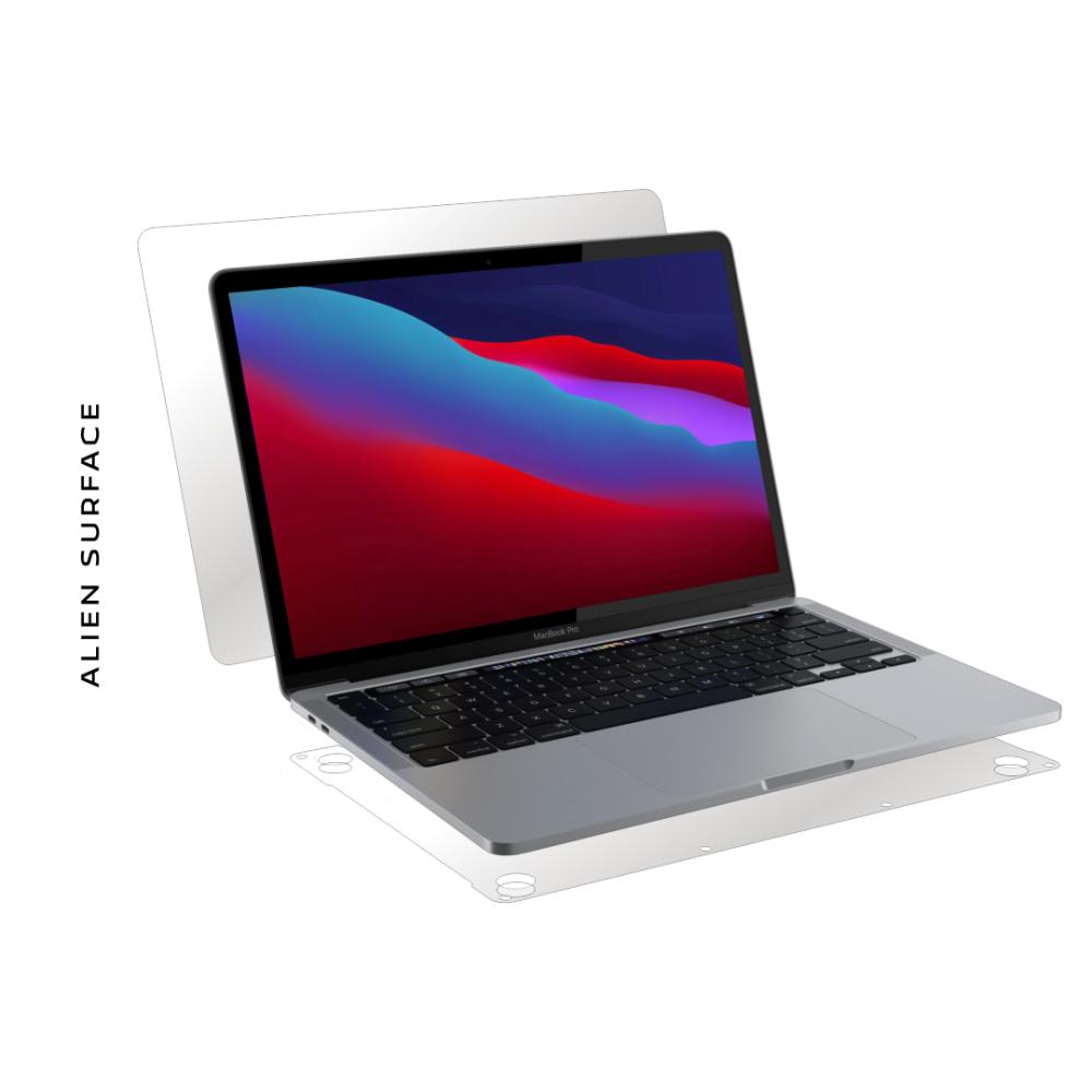 Apple MacBook M1 Pro 13 inch Touch Bar (2021) folie protectie Alien Surface