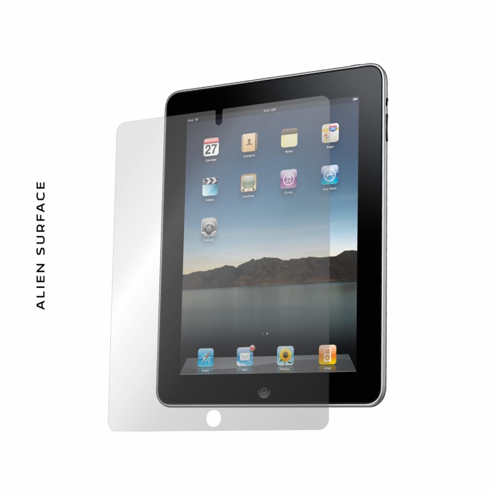Apple iPad 3 folie protectie Alien Surface