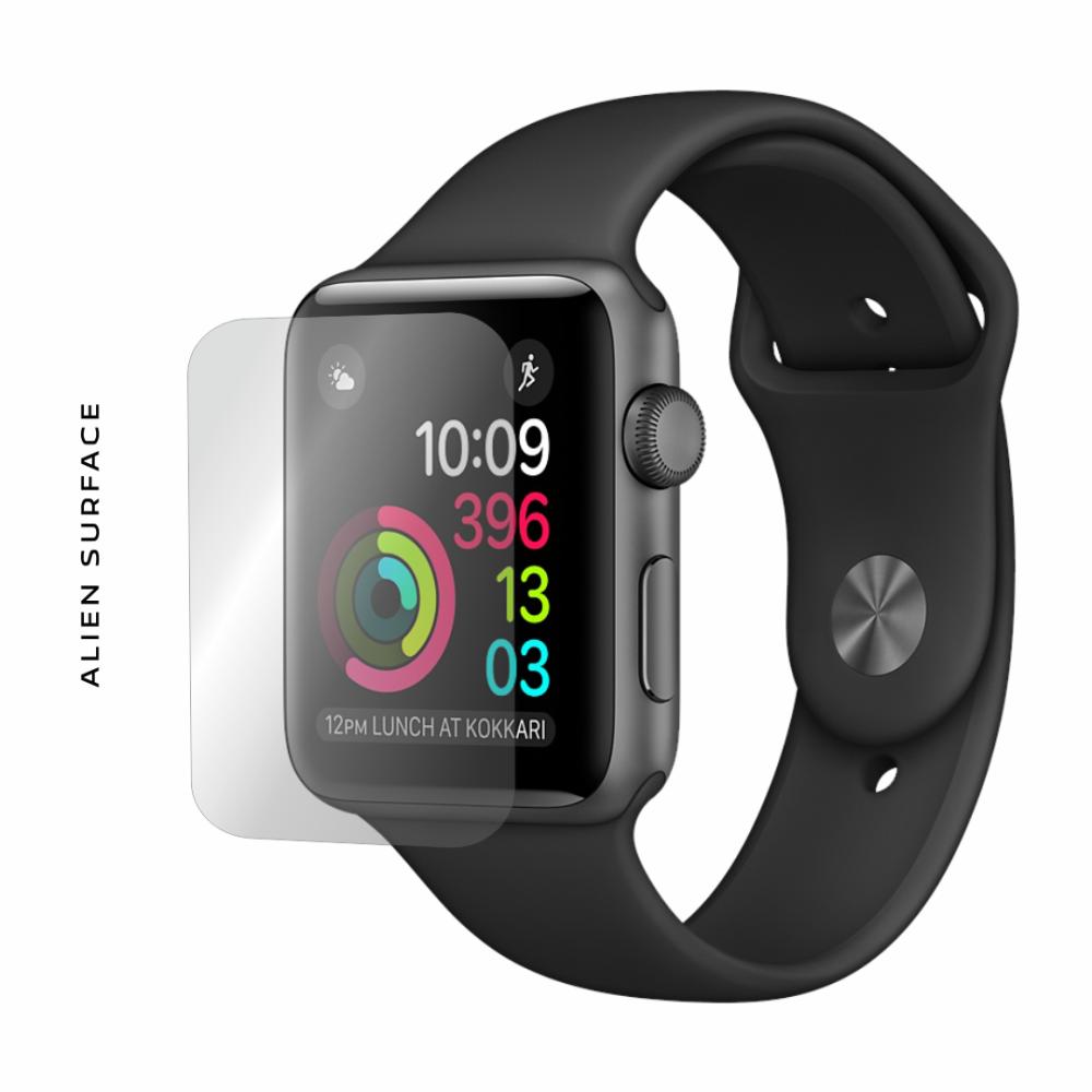 Apple Watch 42mm folie protectie Alien Surface