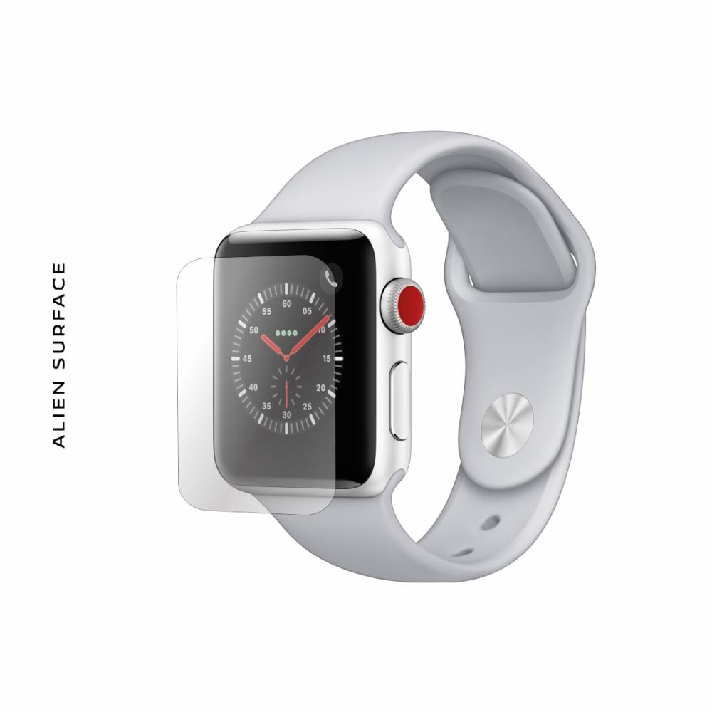 Apple Watch 3 38mm folie protectie Alien Surface