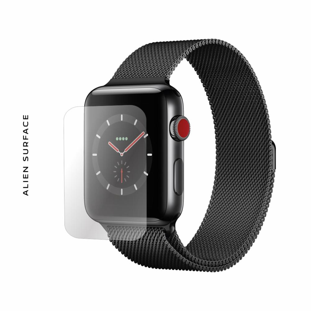 Apple Watch 3 42mm folie protectie Alien Surface