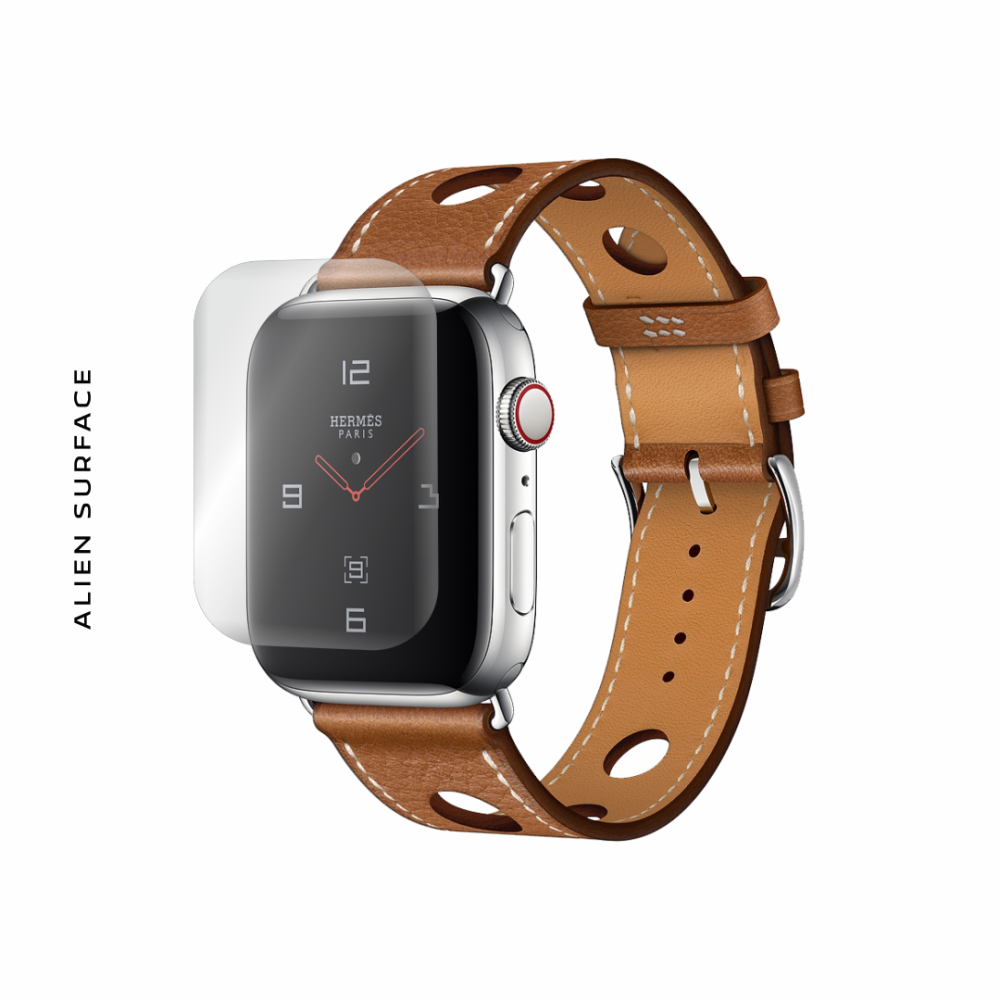Apple Watch 4 Hermes 44mm folie protectie Alien Surface