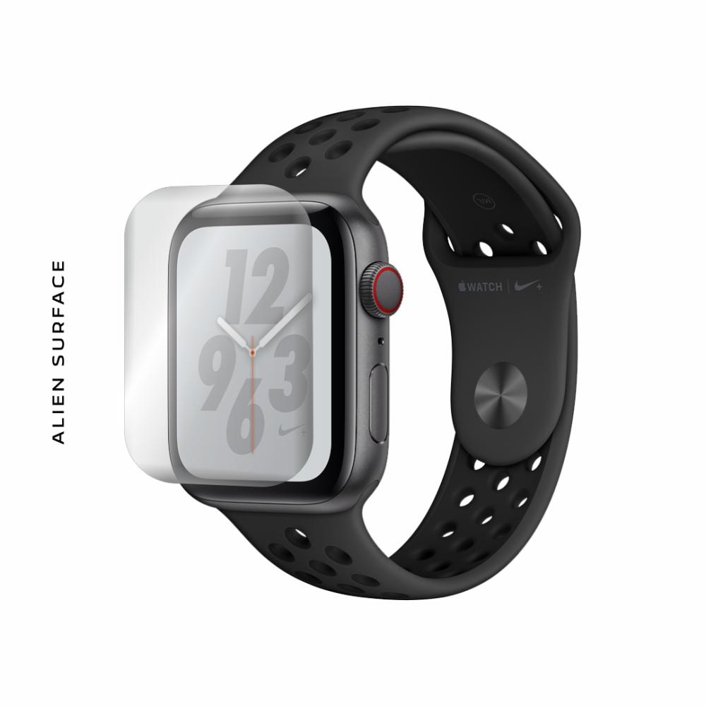 Apple Watch 4 Nike+ 44mm folie protectie Alien Surface