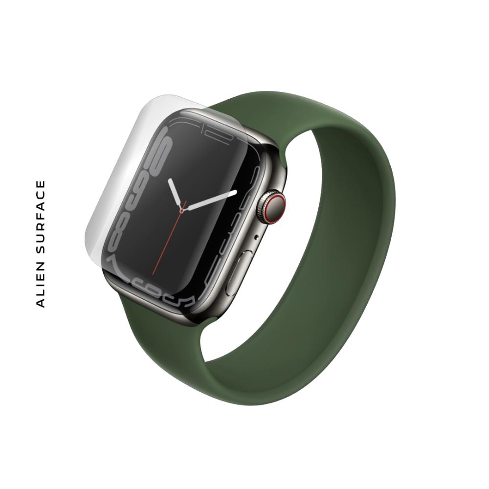 Apple Watch 7 45mm folie protectie Alien Surface