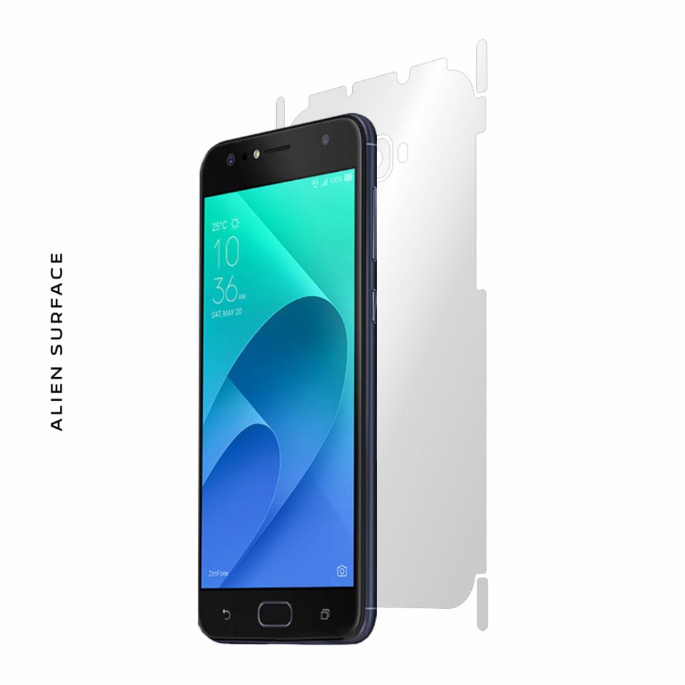Asus ZenFone 4 Selfie ZD553KL folie protectie Alien Surface
