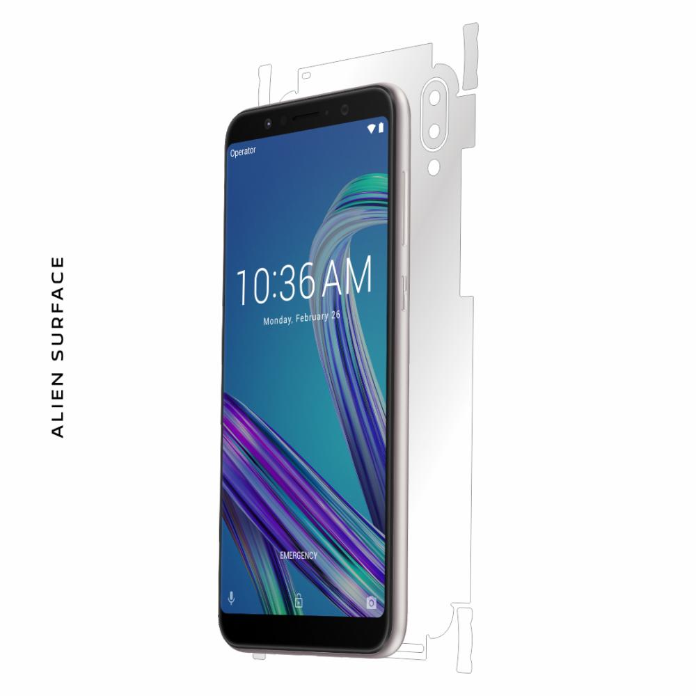 Asus ZenFone Max Pro ZB602KL folie protectie Alien Surface