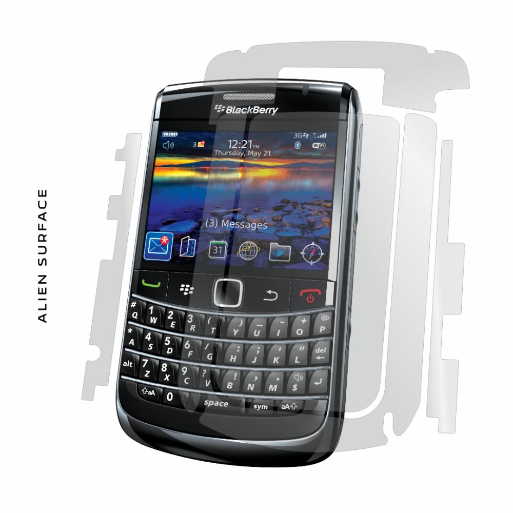 BlackBerry Bold 9700 folie protectie Alien Surface