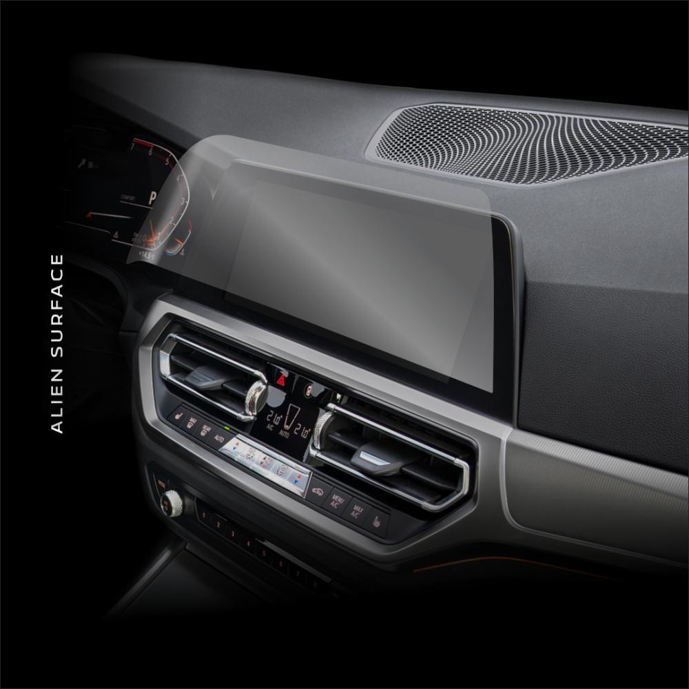 BMW Seria 3 (2019) Multimedia set folie protectie Alien Surface