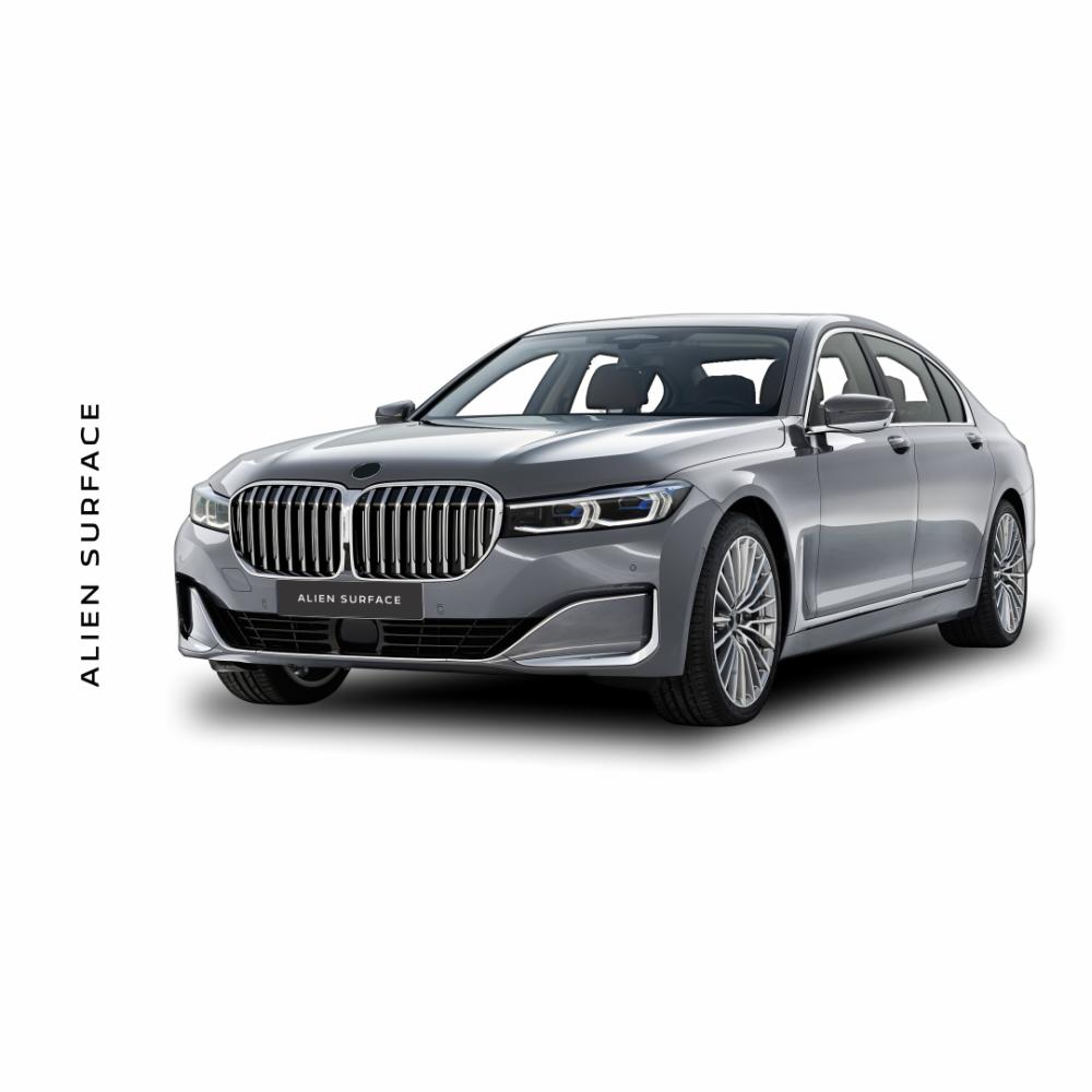 BMW Seria 7 (2019) Multimedia set folie protectie Alien Surface