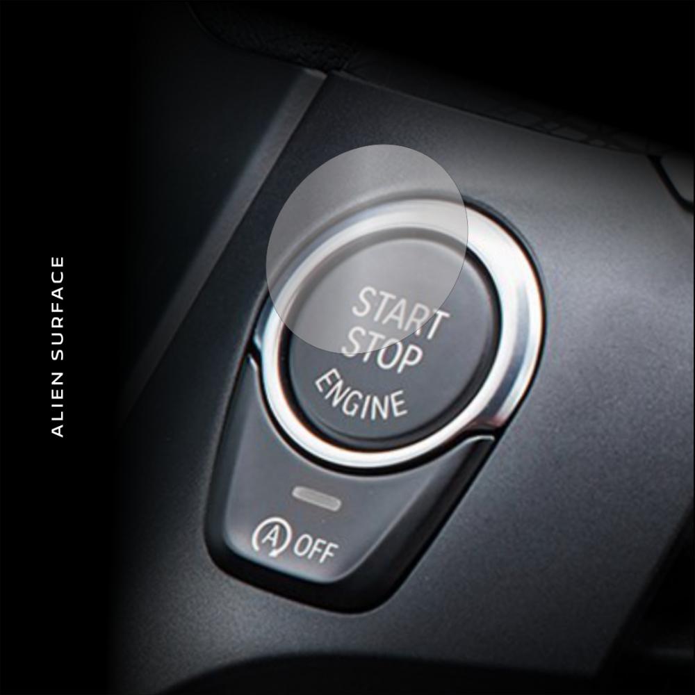 BMW X4 Multimedia set folie protectie Alien Surface