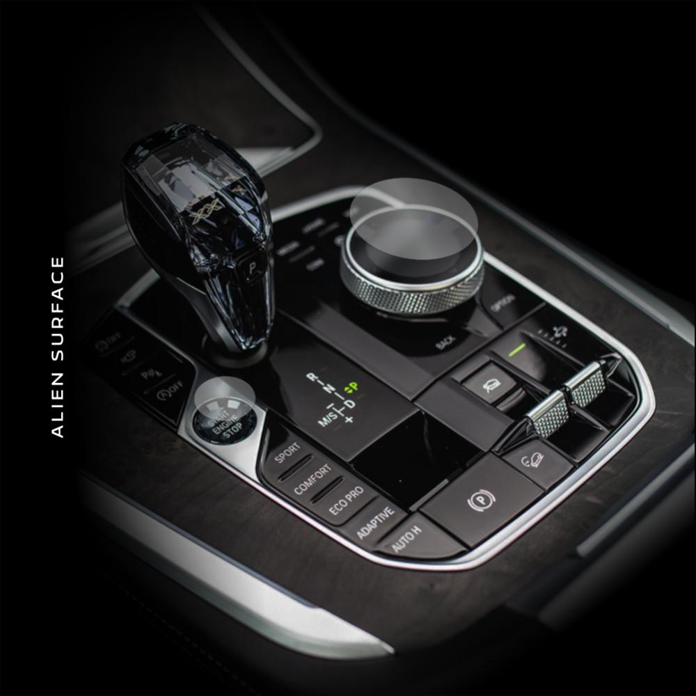 BMW X5 (2019) Multimedia set folie protectie Alien Surface