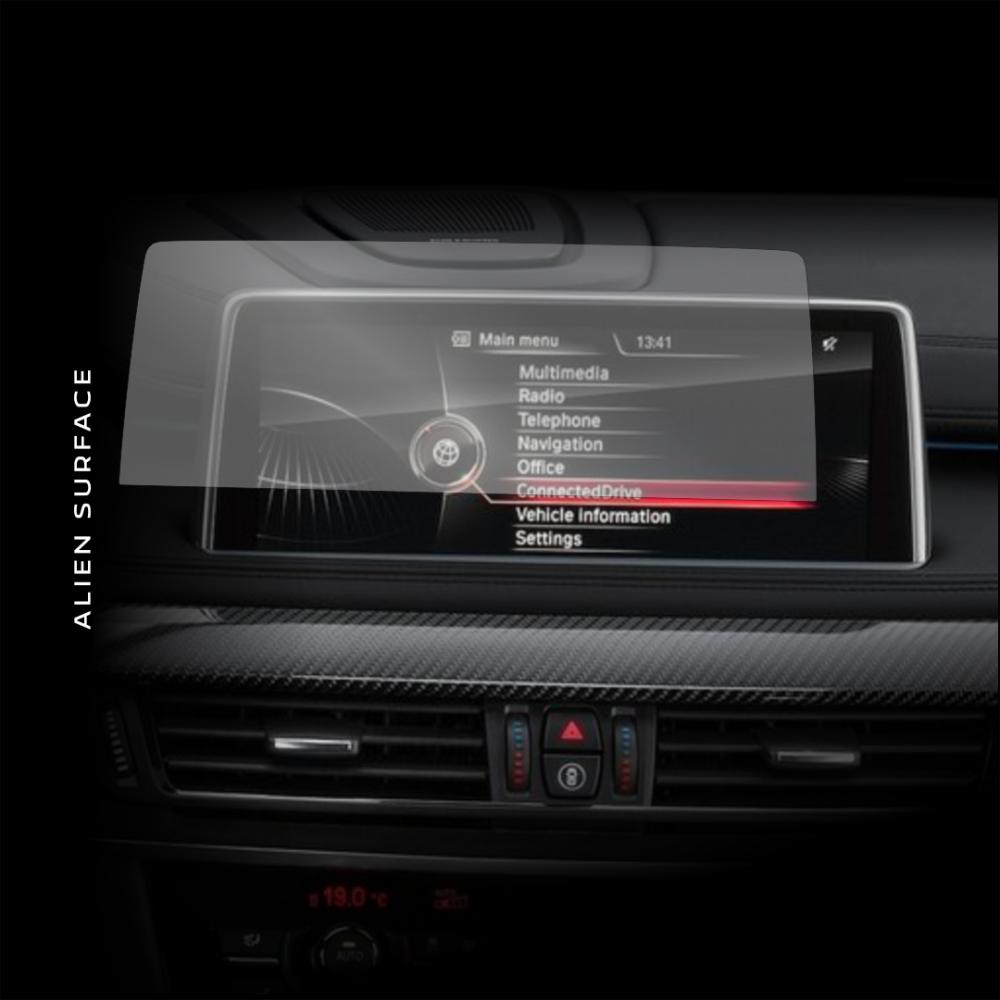 BMW X6 Multimedia set folie protectie Alien Surface