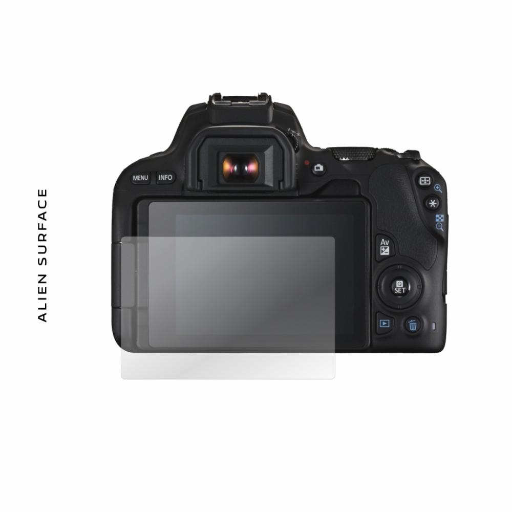 Canon EOS 200D folie protectie Alien Surface