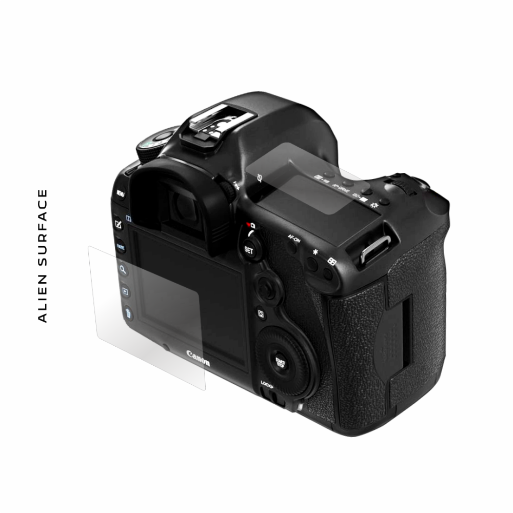 Canon EOS 5D Mark III folie protectie Alien Surface