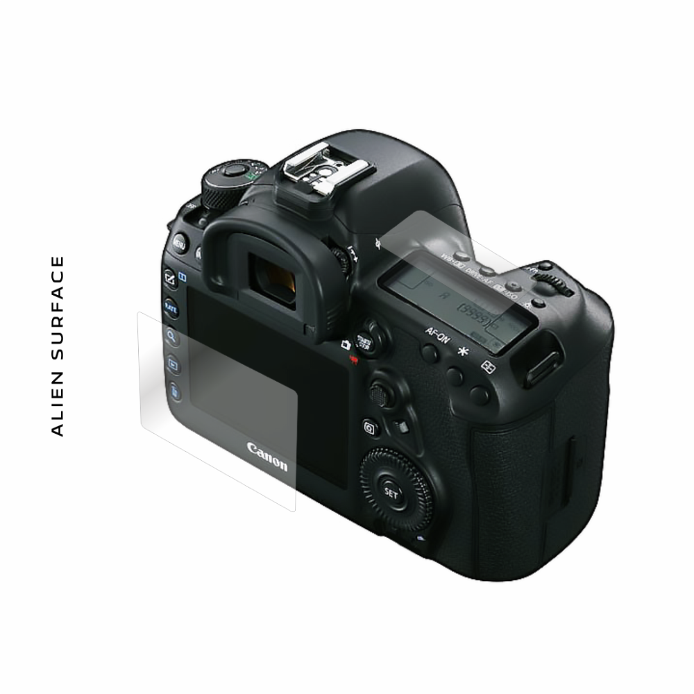 Canon EOS 5D Mark IV folie protectie Alien Surface