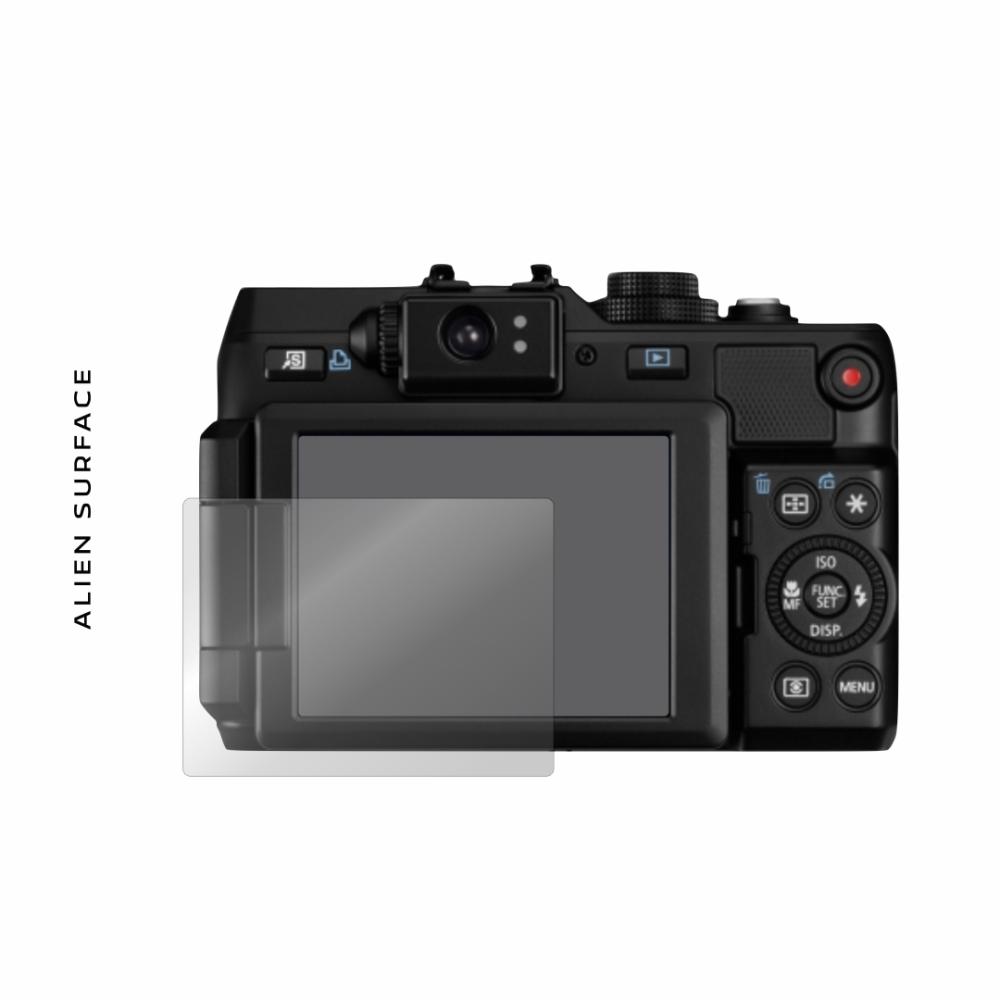 Canon PowerShot G1X folie protectie Alien Surface
