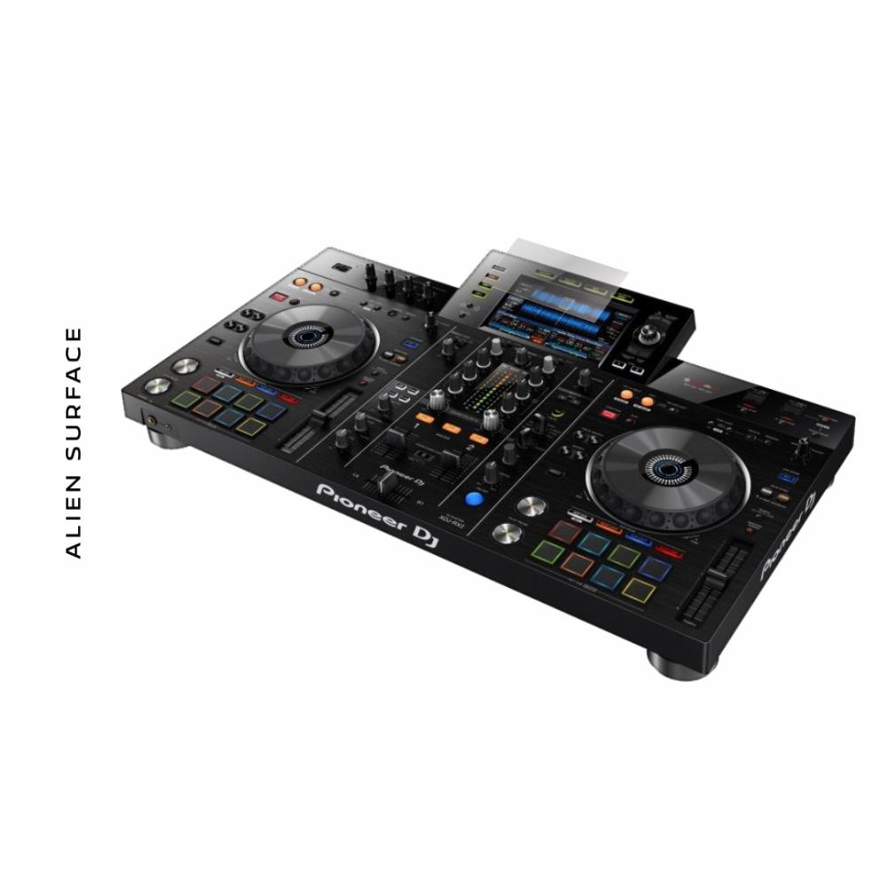 Consola DJ Pioneer XDJ-RX2 folie protectie Alien Surface