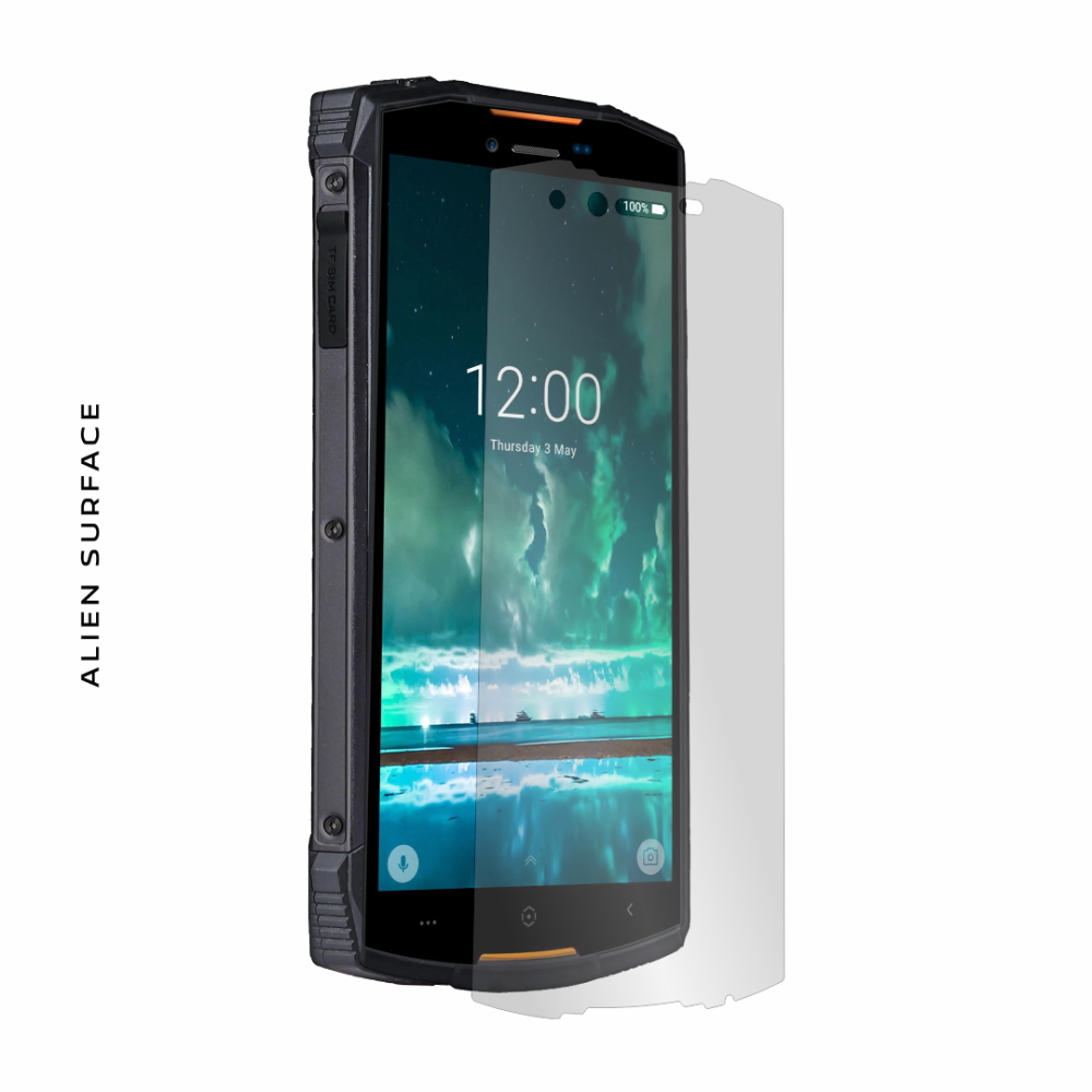 Doogee S55 folie protectie Alien Surface