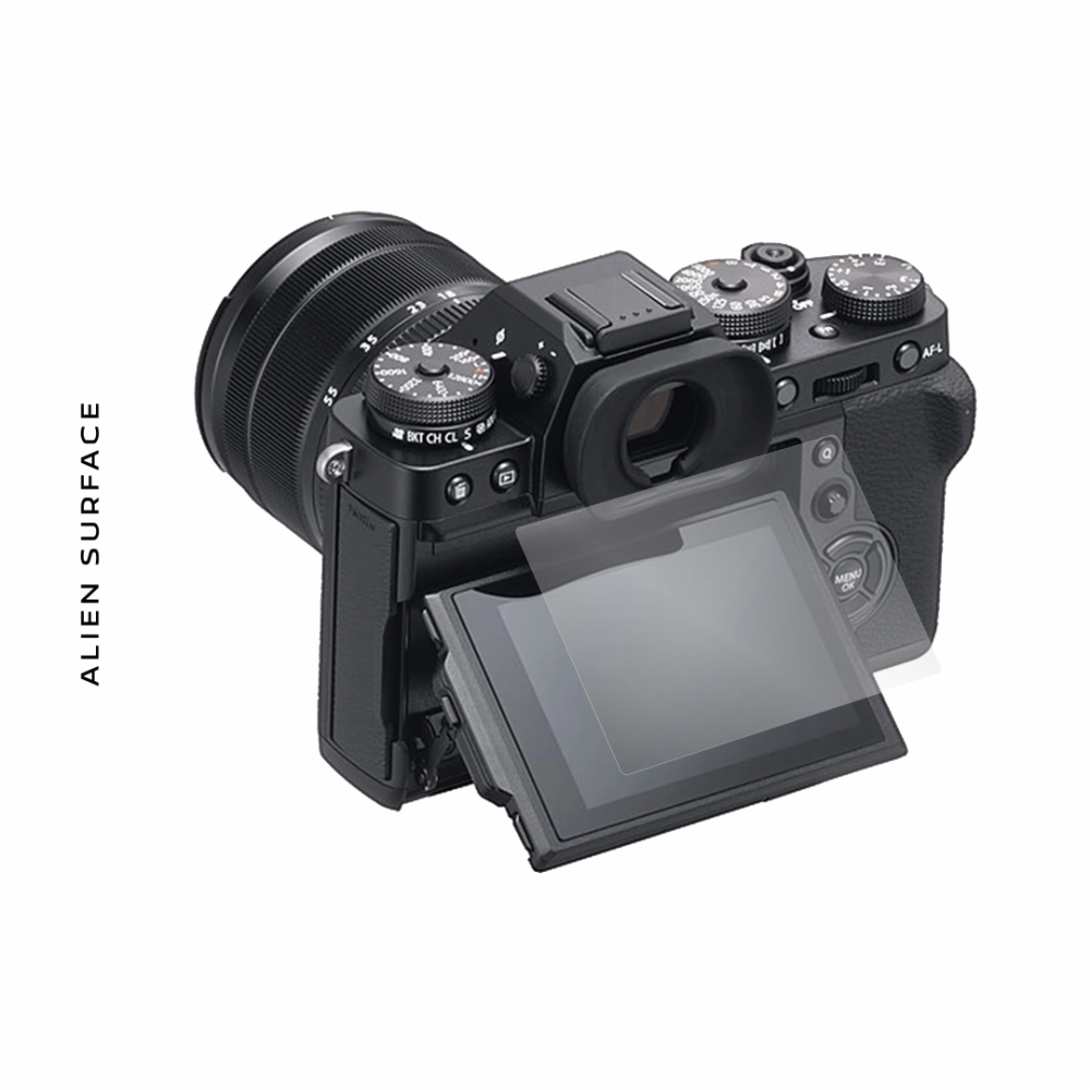 Fujifilm X-T3 folie protectie Alien Surface