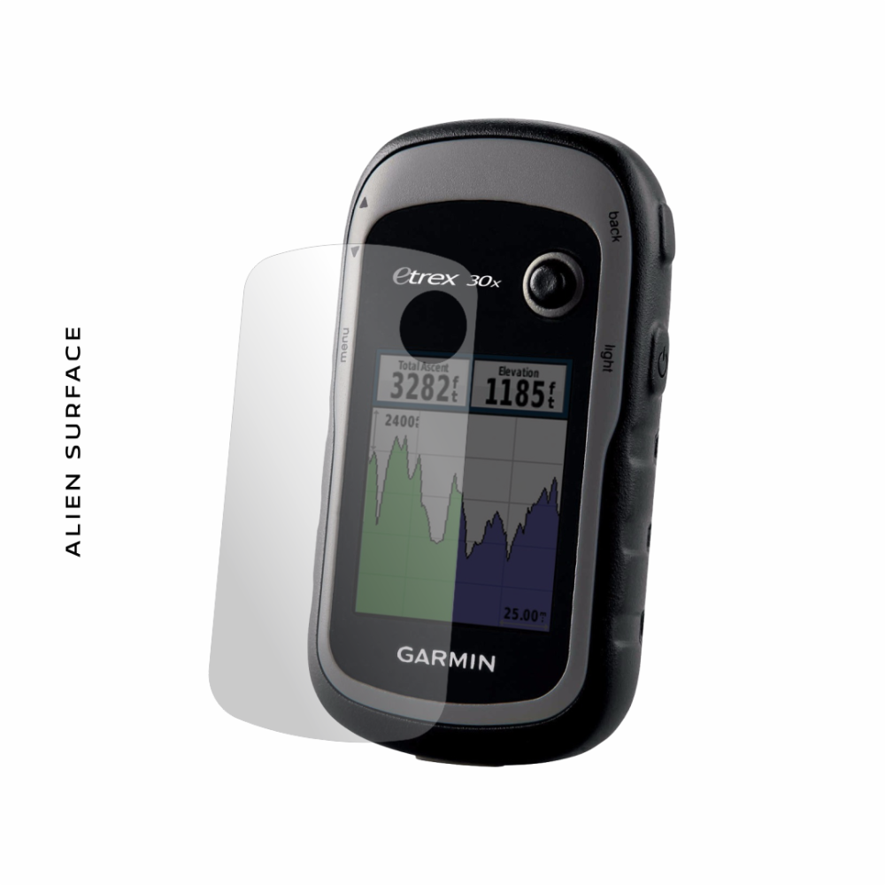 Garmin eTrex 30x GPS folie protectie Alien Surface