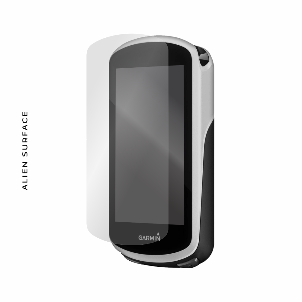 Garmin Edge 1030 GPS folie protectie Alien Surface