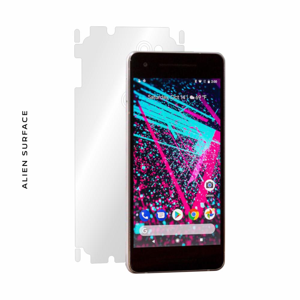 Google Pixel 2 folie protectie Alien Surface