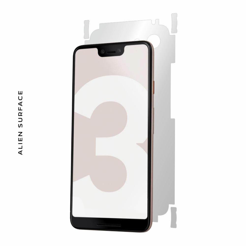 Google Pixel 3 XL folie protectie Alien Surface