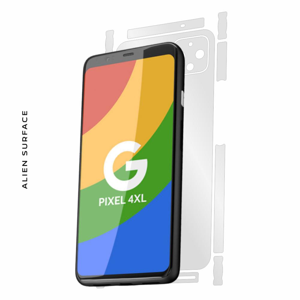 Google Pixel 4 XL folie protectie Alien Surface