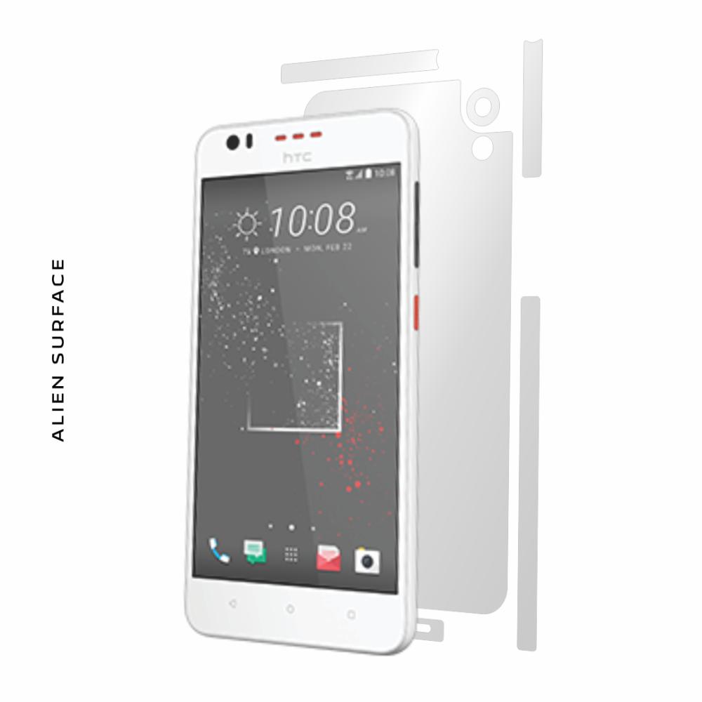 HTC Desire 10 Lifestyle folie protectie Alien Surface