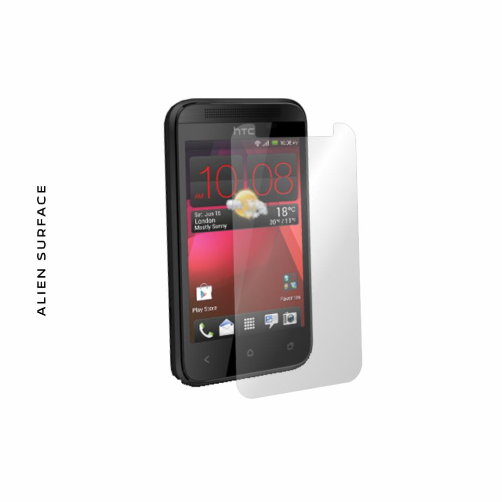 HTC Desire 200 folie protectie Alien Surface