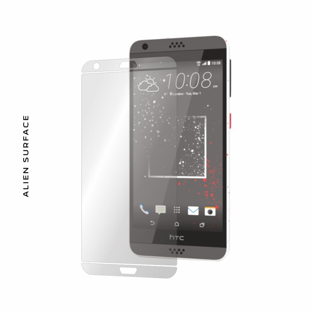 HTC Desire 530 folie protectie Alien Surface