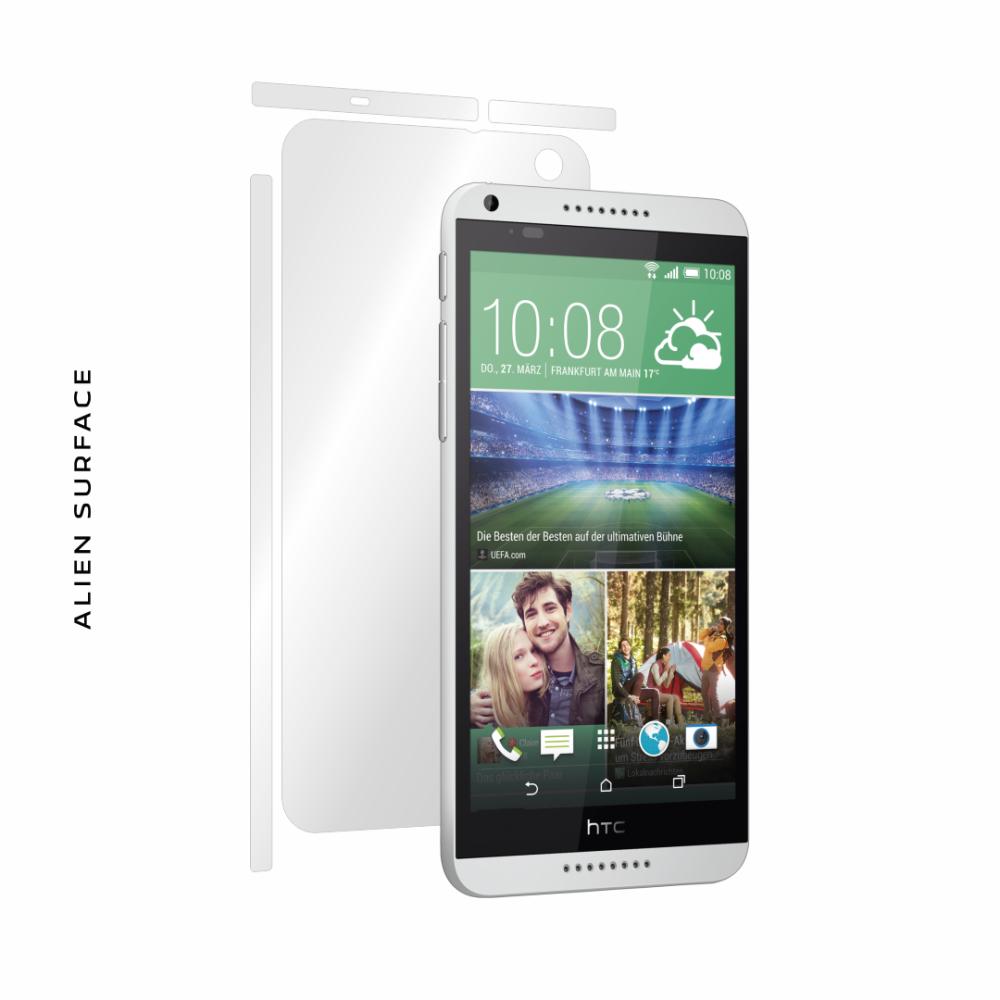HTC Desire 816 folie protectie Alien Surface