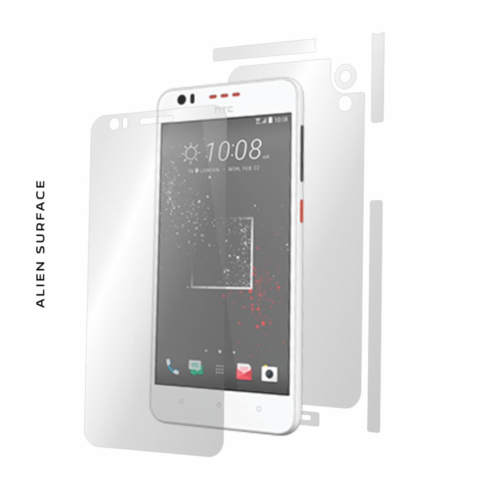 HTC Desire 825 folie protectie Alien Surface