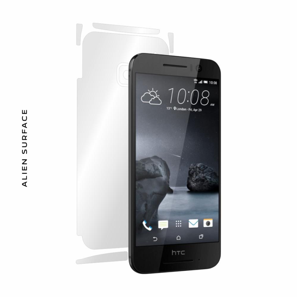 HTC One S9 folie protectie Alien Surface