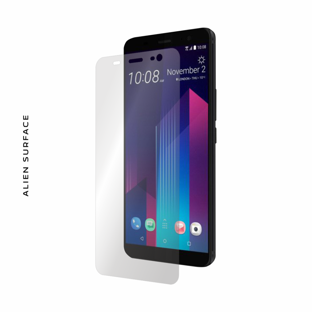 HTC U11 Plus folie protectie Alien Surface