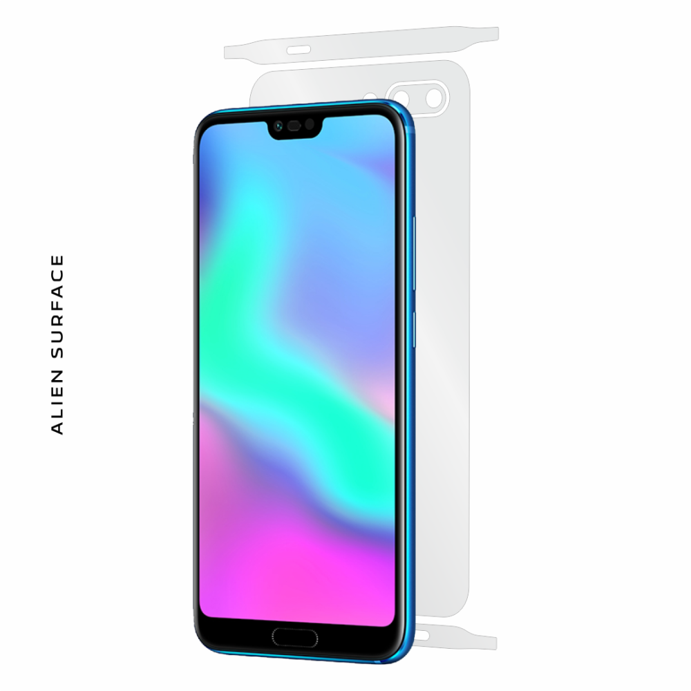 Huawei Honor 10 folie protectie Alien Surface