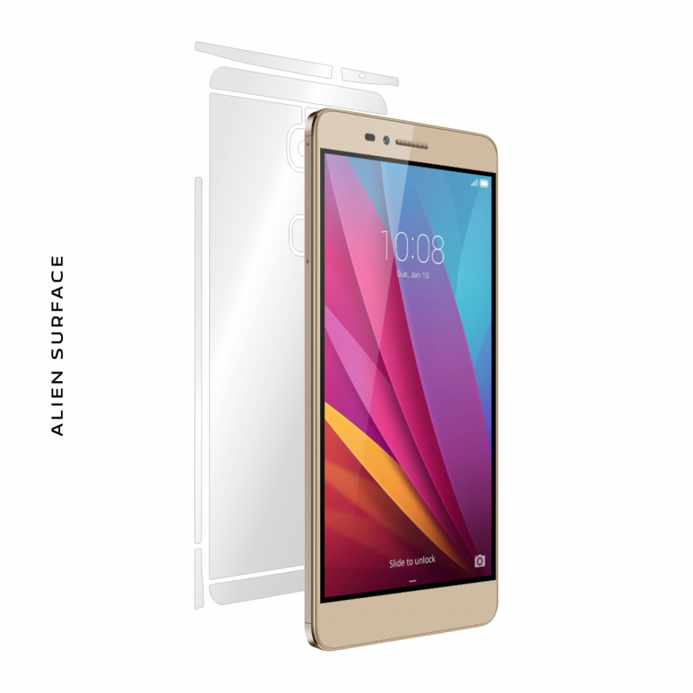 Huawei Honor 5X folie protectie Alien Surface